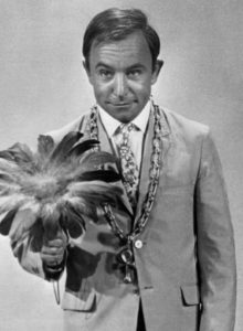 "Henry Gibson's ""poetry"" moment on Rowan and Martin's ""Laugh-in"" late 1960s."