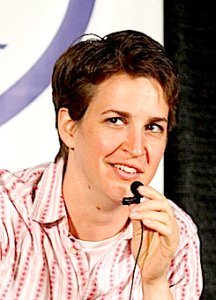 Rachel_Maddow_in_Seattle_2008-cropped-SRC-Paul Schultz