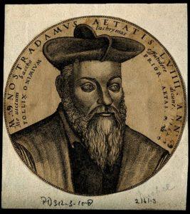 534px-Michael_Nostradamus._Line_engraving-SRC-Wellcome