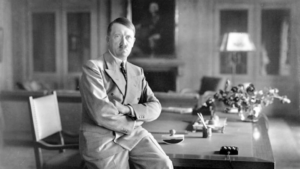 Adolf Hitler. Source: © Wikimedia Commons.