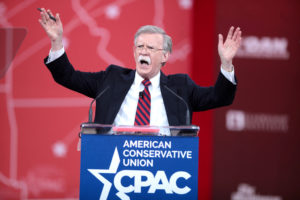 John Bolton: Source Gage Skidmore, Flickr.