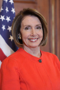 House Speaker Nancy Pelosi (Smile… say Cheesy!)