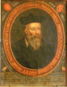 Attributed to César de Nostredame (d. 1629). Acheté par le Musée en 1842 à Mr. Jacquemin d'Arles.
