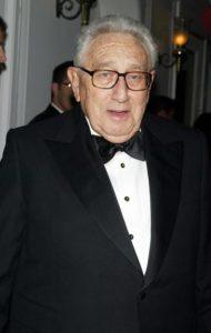 Henry Kissinger in 2009. Photo: Laura Cavanaug, UPI.