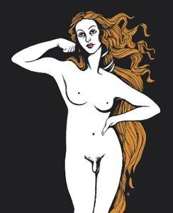Transgender Venus by Uffizi, © Creative Commons.