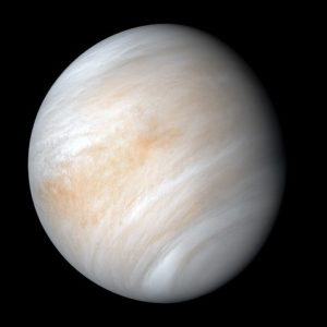 Planet Venus. Photo NASA-JPL.