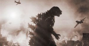 Godzilla, king of the radioactive monsters, was awakened from his million-year slumber by ocean A-bomb tests. So beware what pouring radioactive water into the local Japanese fisheries in 2022 might do to, alter one's palette, shall we say?