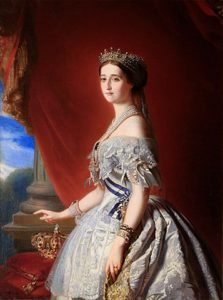 Empress Eugénie of France?